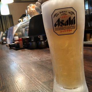生ビール(一路)