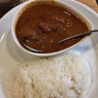 チキンカレー 辛口(スパイス ボックス (Spice Box))