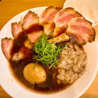 肉玉中華そば(Ramen 辻)