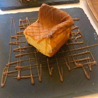 チーズケーキ(SUZU CAFE 神南)