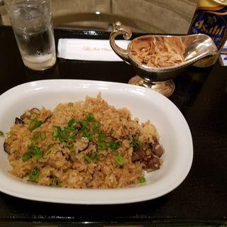 ビーフピラフ ガーリック醤油風味(ホテルニューオータニ 幕張 )