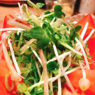 冷やしトマト 一福スタイル(香川一福 池袋)