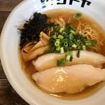 和風出汁らーめん醤油味(麺屋 イロトヤ)