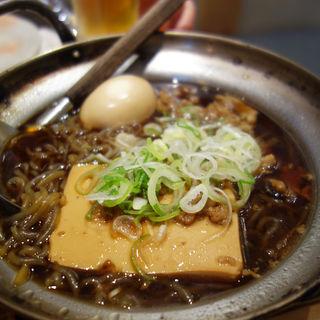 肉豆腐(博多くろがね(黒鉄) 本店)