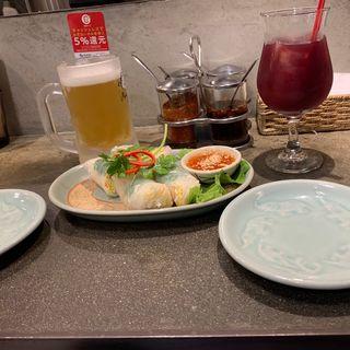 生春巻き(タイ料理研究所 渋谷店 )