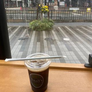 アイスコーヒー(タリーズコーヒー with U 吹田グリーンプレイス店)