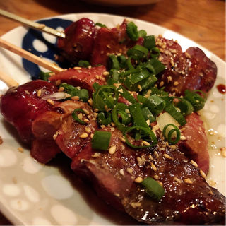 肝(炭火焼食堂 膠(ニカワ))