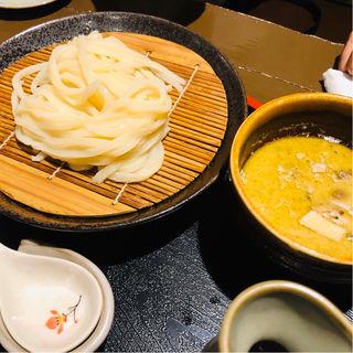 タイカレーつけ麺(讃岐つけ麺 寒川)