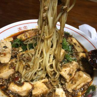 麻婆麺(倉庫酒場パーキング)