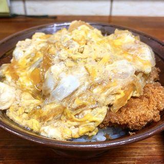 カツ丼(京味菜 わたつね )
