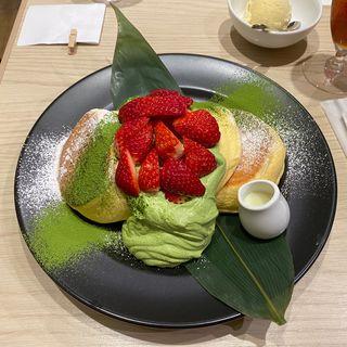 幸せのパンケーキ(幸せのパンケーキ 横浜中華街店)