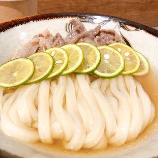 肉すだちうどん ぬる(Udon kyutaro)