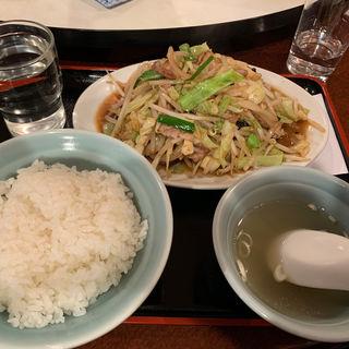 肉野菜炒め(點飯樓 (テンファンロウ))