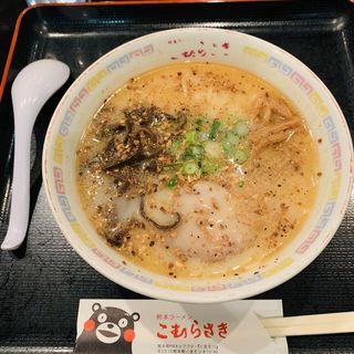 ミニラーメン(こむらさき 横浜ラーメン博物館店)