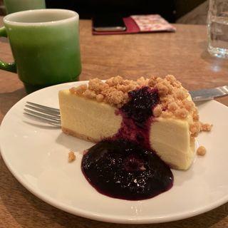 チーズケーキ(タブレスカフェ)