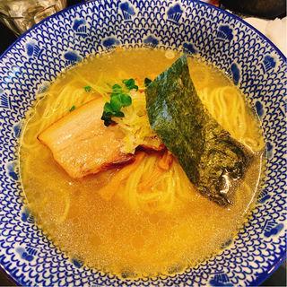 特製中華蕎麦 塩(薫風 (クンプウ))