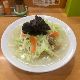 朝のあっさりタンメン(麺や遊大 )