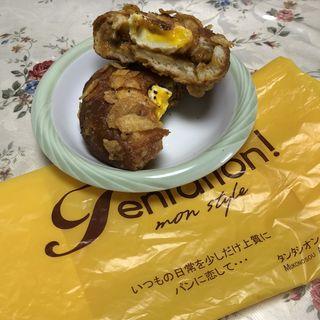 バターチキンカレー+半熟たまご(タンタシオン )