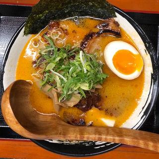 ごっつラーメン(麺屋ごっつ)