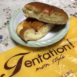タンタシオンの濃厚カスタードクリームパン (タンタシオン )