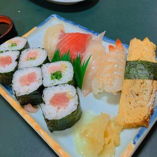 寿司ランチ(寿司こばやし)