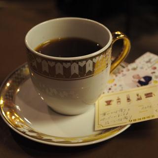 エチオピア浅煎り(リロ珈琲喫茶)