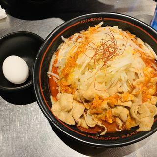 紅らーめん(麺創研 紅 国分寺 )