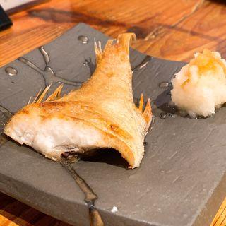 ノドグロ塩焼き(味とく家 (みとくや))