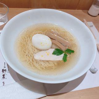 鯛らーめん(麺屋ま石)