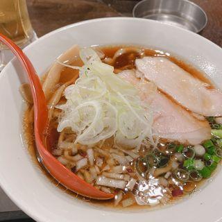 手もみ中華そば(金町製麺 )