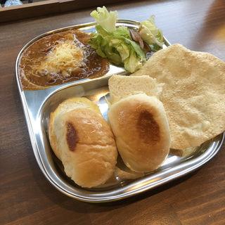 パンカレー(パオパジ)(ゴーダカフェ)