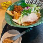 四川担々麺(つけ麺 たけもと)