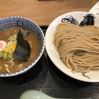濃厚つけ麺(日本の中華そば富田)