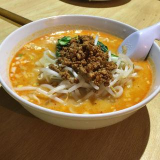 坦々刀削麺(上海味わい )