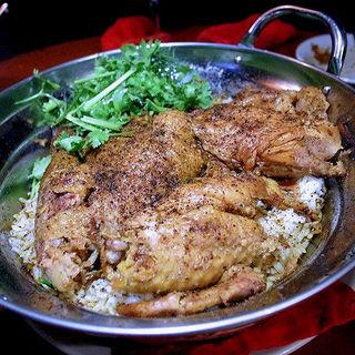 麻辣鶏飯(蜃気楼 )