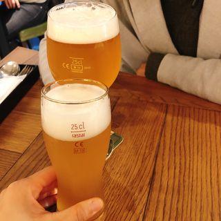 ビール(RIO BREWING&CO.BISTRO & GARDEN)