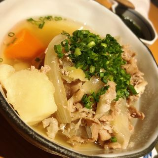 肉じゃが(おかか 新宿)