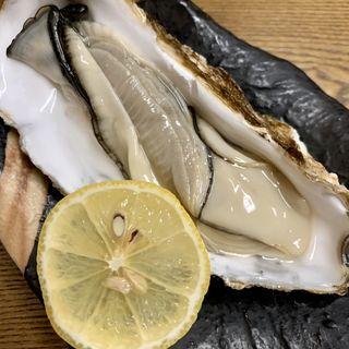 生牡蠣(東家 (あずまや))
