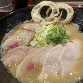白みそ肉増し(らーめん専門 和海 (なごみ))