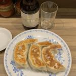 大餃子とCOEDO白