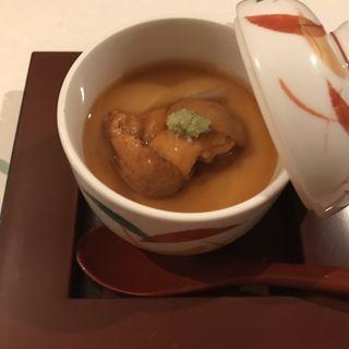ウニの茶わん蒸し(ウニバー Kai 一章 (カイイッショウ))