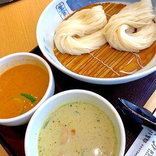 カレー二味セット(佐藤養助 赤坂店 (【旧店名】稲庭))