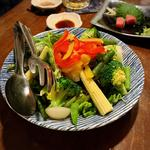 久吉彩りサラダ
