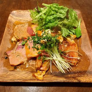 ベーコンと目玉焼(なべや久吉 (キュウキチ))