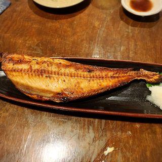 伴助大ほっけ 塩焼き(なべや久吉 (キュウキチ))