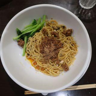 正宗担々麺(松の樹)