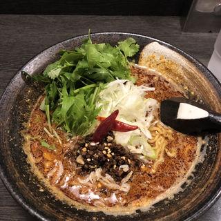 烈火坦々麺(香氣 四川麺条 祖師ヶ谷大蔵店)