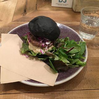 クラシックバーガー(ジェラート ピケ カフェ (gelato pique cafe))