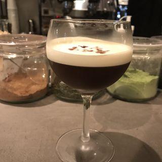 アイリッシュコーヒー(WOODBERRY COFFEE ROASTERS 渋谷店)