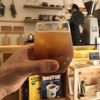 アイスアメリカーノ(KIELO COFFEE)